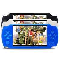 Bebé X6 4,3 pulgadas de pantalla mp5 jugador MP5 game player 8 GB soporte GBA NES juego Cámara video e-book música envío gratis