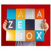 Envío Gratis nuevo AmazeBox magia truco tarjeta magia ilusión mentalismo comedia Accesorios