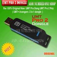 2019 nouvelle clé UMT Pro Dongle UMT Pro (dongle UMT + Avengers 2 en 1)
