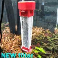 Nuevo filtro de agua de purificación de acuario limpiador mágico Filtro de tanque de peces mejor que la luz de la lámpara de carbono y UV