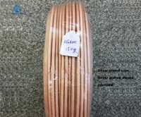 50ohm RG400 alambre Chapado en plata de alta temperatura resistente doble blindado RF coaxial cable SFF-50-3-2 alimentador de alta frecuencia
