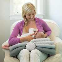 Multifunción enfermería Almohadas bebé recién nacido mama Alimentación protección de la cabeza ajustable infantil madre Alimentación Cunas Almohadas para el bebé