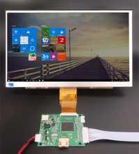 10,1 pulgadas 1024*600 pantalla HDMI pantalla LCD con placa de controlador de Monitor para Raspberry Pi Banana/Orange Pi mini computadora