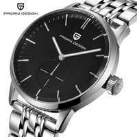 Reloj de cuarzo para hombre de marca de lujo de 2018, reloj informal de moda de diseño PAGANI, relojes de pulsera para hombre, relojes de pulsera para hombre