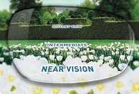 Lentes progresivos de forma libre 1,56 con protección UV lentes multifocales lentes de prescripción para hipermetropía y miopía