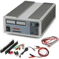 GOPHERT CPS-6011 60 V 11A Digital ajustable DC laboratorio fuente de alimentación de alta potencia compacto MCU PFC DC fuente de alimentación
