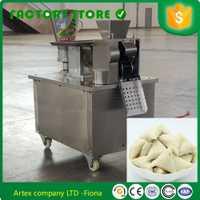 La India máquina para preparar samosa máquina de bolas de masa hervidas Bola de masa que hace la máquina