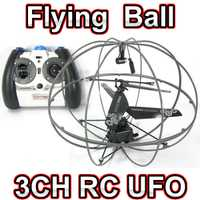 Envío Gratis nuevo rc Drone Quadcopter 3CH RC radio control remoto mini bola 777-286 UFO helicóptero rc juguete vs1306