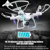 KY101S Drone rc avec Wifi FPV HD caméra réglable Maintien D'altitude Un Retour Key/D'atterrissage/Off Headless quadcopter rc Drone