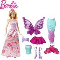 Original vestido de cuento de hadas muñeca de juguetes, regalo de cumpleaños, regalo de Navidad para el regalo de los niños DHC39