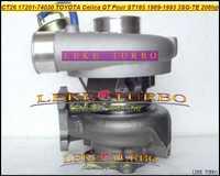Envío Gratis Turbo CT26 17201-74030, 17201, 74030, 1720174030, 1720174060 para TOYOTA Celica GT cuatro ST185 1989-93 3 SGTE 3SG-TE 208HP