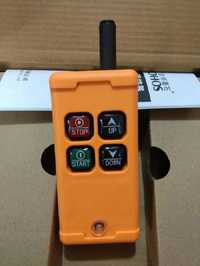 Grúa industrial control Remoto HS-4 transmisor inalámbrico interruptor de botón de empuje
