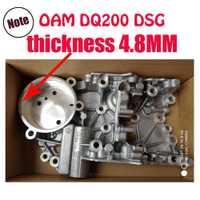 Qualité supérieure 0AM325066AC épaisseur 4 MM DQ200 DSG 0 AM boîtier d'accumulateur de Transmission pour Audi V W 0AM325066C