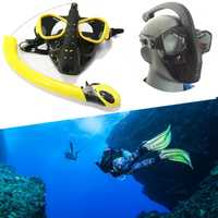 La cara llena de buceo máscara Anti-niebla máscara plonge plein rostro bajo el agua buceo máscara cámara de natación para adultos gafas