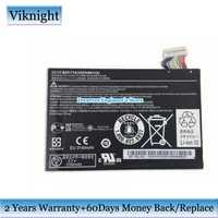 Original bat-714 3.7 V batería para Acer ICONIA TAB A110 batería KT.0010G. 001 KT0010G001 3420 mAh 12.65Wh