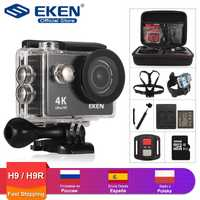 EKEN H9R/H9 acción Cámara Ultra HD 4 K/25fps WiFi 2,0