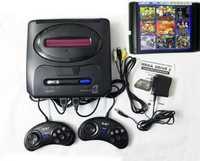 Consola de videojuegos SEGA MD 2 de 16 bits con interruptor de modo EE. UU. y Japón, para SEGA Original maneja exportar Rusia con 55 juegos clásicos