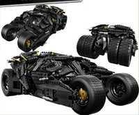 7111, 1869 piezas Super héroe Batman el vaso de ladrillos de construcción bloques Compatible con 07060 de 34005-76023 Juguetes