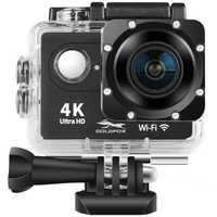 Cámara de Acción H9R/H9 Ultra HD WiFi 4 K Cámara deportiva 170D impermeable subacuática casco Cam Video grabación deporte cámara DV