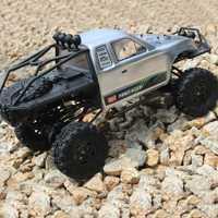Remo 1071-SJ 1/10 de 2,4 GHz 550 cepillado RC coche camión fuera de carretera Rock Crawler RTR Vehículo Automático coche RC escalador juguetes modelo Hobby