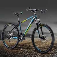 Acero 26-pulgadas 21 s bicicleta de montaña 18 pulgadas marco 1,95