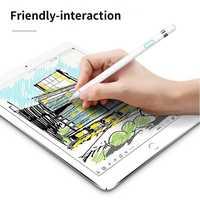 2018 nuevo para Apple lápiz de la pluma de la capacitancia táctil de alta precisión para el iPhone X 8 iPad Pro mini para samsung S9 xiaomi todo el teléfono