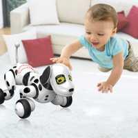 2,4g Control remoto inalámbrico inteligente perro mascota electrónica de los niños educativos juguete perro Robot sin caja de regalo de cumpleaños