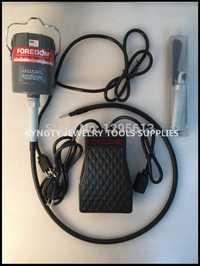 Orfebrería joyería eje flexible/pulido motor foredom cc30 amoladora, foredom máquina de eje flexible, motor laboratorio dental