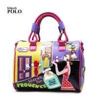 Bolso de hombro de mujer bolso de mano Braccialini bolso de mano saco A Borse principal Di Marca Bolsa femenina bolsos de lujo Bolsos De Mujer diseñador