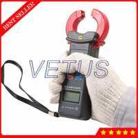 ETCR6200 amperímetro digital AC DC clamp meter corriente de fuga para el coche corriente probador 99 datas almacenamiento