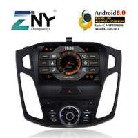 4 GB de RAM Android 8,0 DVD del coche para 2012, 2013, 2014, 2015, 2016, 2017 se Auto Audio Video Radio Estéreo wiFi GPS navegación Backup Cam