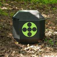 Tiro con Arco 3D Target dados 22cm lados para disparar práctica de caza entrenamiento flecha Target Cube para arco recurvo