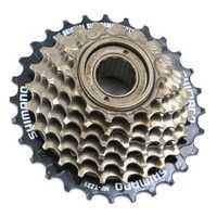 6 7 velocidades casete bicicleta rueda libre bicicleta velocidad cassete MTB BMX bisiklet fiets onderdelen