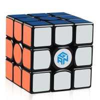D-FantiX Gans 356 Air Maître 3x3x3 Vitesse Cube Lisse Professionnel Cube Magique jouets éducatifs Pour enfants Adultes