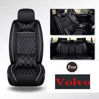 Productos Auto impermeable coche asiento cubierta Protector-mejor Auto asientos Protector para Volvo S60l Xc60 V60 Cruz