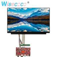 15,6 pulgadas para Raspberry pi 3 2B pantalla 3840*2160 4 K UHD IPS pantalla HDMI DP Placa de controlador módulo LCD Monitor de pantalla PC portátil