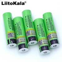 Liitokala original NCR18650B 3,7 V 3400 mAh 18650 batería recargable de litio para linterna (sin PCB)