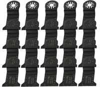 20 unids 45mm bi-metal herramienta oscilante Sierras cuchillas accesorios para MultiMaster como Fein, tch, dremel etc, mejor para el corte