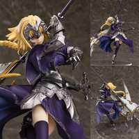 Anime modelo figuras Fate/Apocrypha Sabre acción figura 19 cm Fate Stay Night 19 cm colección juguetes regalo con caja