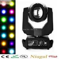 Niugul pantalla táctil 5R rayo de luz/200 W luces de cabeza/200 W iluminación para escenario para eventos de la boda DJ Bar discoteca parte mostrar láser