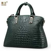 Las mujeres de bolso de las mujeres de cuero genuino bolso Aliexpress Top tienda venta caliente bolso de las mujeres bolsa de bolsas de marca de lujo