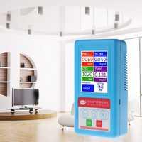 Analizador de Gas formaldehído CO2 dióxido de carbono HCHO TVOC aire PM partículas Monitor caliente