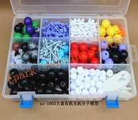 Química Orgánica modelo kit de Biología molecular alta ZX-1003 moléculas modelos de estructura de profesor-estudiante envío gratis