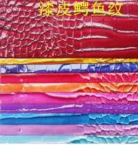 Cuero del faux, cocodrilo del cuero artificial, cuero sintético, tela stoffe del leder, tela brillante, glitter vinilo fa, 1210018