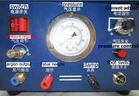 Máquina de soldadura Mig de argón de 110 V, máquina de fabricación de collar de cadena de oro, mini soldadora eléctrica de argón, máquina de soldadura por arco