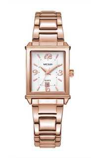 Reloj de pulsera de lujo de oro rosa para mujer reloj de moda femenino relojes de mujer reloj de mujer