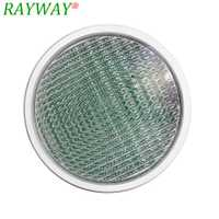 RAYWAY LED Par56 lámpara de bulbo 54 W 12 V AC par 56 lámpara LED piscina iluminación RGB IP68 LED luz subacuática estanque luces