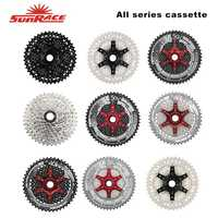 SunRace toda la serie Cassette/9/10/11/12 Velocidad bicicleta rueda libre 11-40 t/11 -46 T/11-50 t CSMZ90 CSMX80 CSMX8 CSMX3 CSMS3