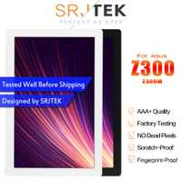 SRJTEK LCD affichage NV101WUM-N52 écran tactile numériseur assemblée pour ASUS ZenPad 10 Z301M Z301ML Z301MFL P028 P00L Z300M P00C