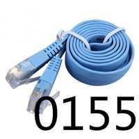 0155 XIWANG caliente vende CAT7 UTP Cable redondo Cables Ethernet de red de alambre de RJ45 parche Cable Lan Cable hecho en China
